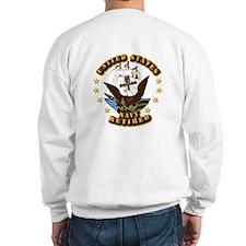 Navy - Lt. (junior grade) - O-2 - No T Sweatshirt