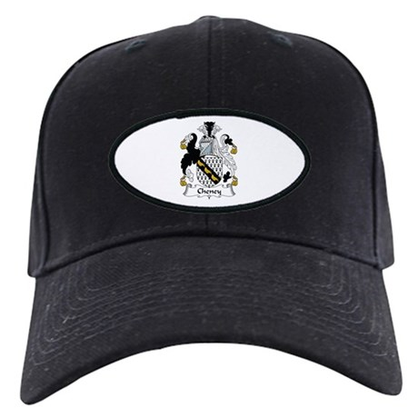 Cheney Black Cap