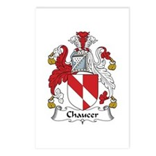 Chaucer Postcards (Package of 8)