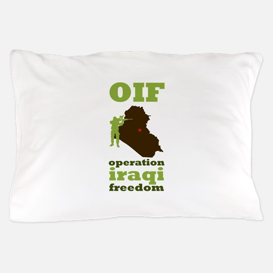 OIF Pillow Case
