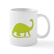 Brontosaurus Mugs