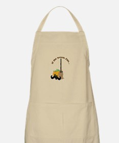 If The Broom Fits... Apron