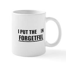 Forgetful Mugs