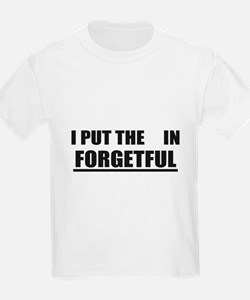 Forgetful T-Shirt