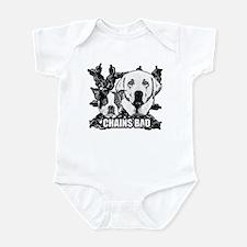 Chains Bad Infant Bodysuit