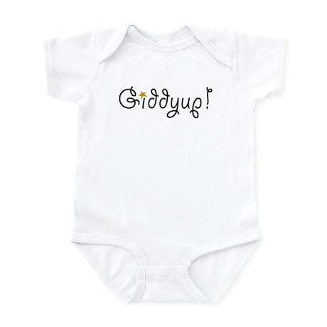 Giddyup! Infant Bodysuit