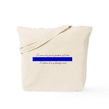 LEO Family Crest Tote Bag
