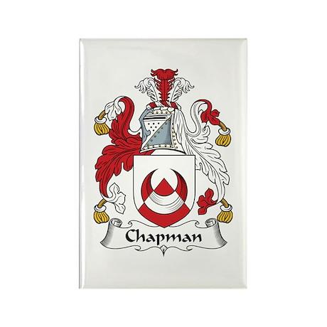 Chapman Rectangle Magnet