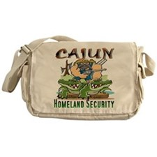 Cajun Homeland Security Messenger Bag