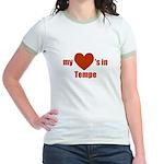 Tempe Jr. Ringer T-Shirt