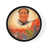 Mao Wall Clocks