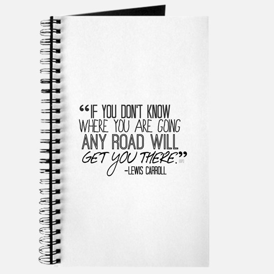 Any Road Lewis Carroll Journal