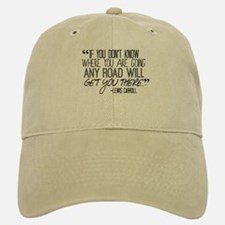 Any Road Lewis Carroll Hat
