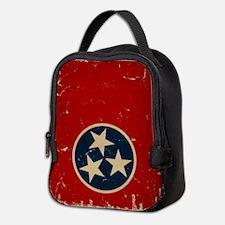Tennessee VINTAGE Neoprene Lunch Bag