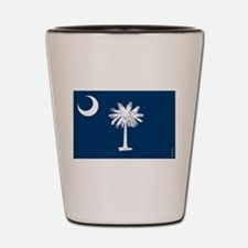 South Carolina State Shot Glass