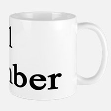 #1 Plumber  Mug