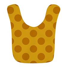 Giraffe Polkadots Bib