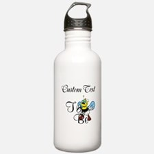 Personalized To Bee Water Bottle