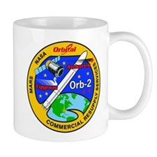 Cygnus Orb 2 Mug
