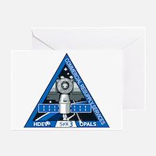 SpX-3 Logo Greeting Cards (Pk of 10)