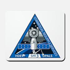 SpX-3 Logo Mousepad