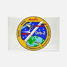 Cygnus Orb 2 Rectangle Magnet Magnets