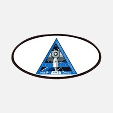 SpX-3 Logo Patch