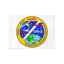 Cygnus Orb 2 5'x7'area Rug