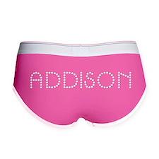 Addison Gem Design Women's Boy Brief