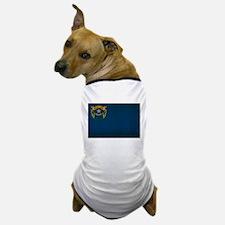 Nevada State Flag VINTAGE Dog T-Shirt