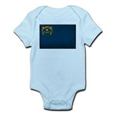 Nevada State Flag VINTAGE Body Suit