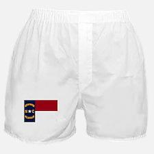 North Carolina State Flag2 Boxer Shorts