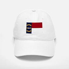 North Carolina State Flag2 Baseball Baseball Baseball Cap