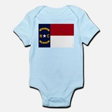 North Carolina State Flag2 Body Suit