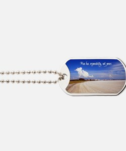 Indian proverb Dog Tags