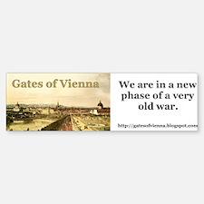Gates of Vienna Bumper Bumper Bumper Sticker