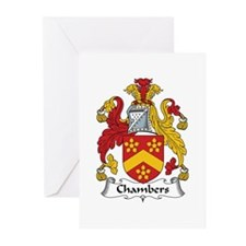 Chambers Greeting Cards (Pk of 10)