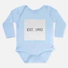 Est 1992 Body Suit