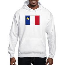 Flag of Acadia Hoodie