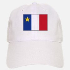 Flag of Acadia Baseball Baseball Cap