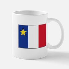Flag of Acadia Mug
