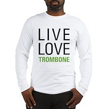 Trombone Long Sleeve T-Shirt