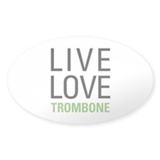 Trombone Decal