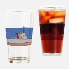 Sub Drinking Glass