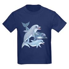 Dolphin Family T
