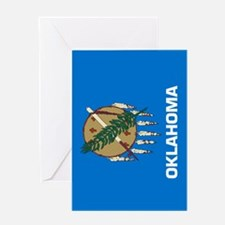 Oklahoma 2 Greeting Cards