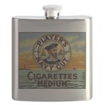 Navy Cut Flask