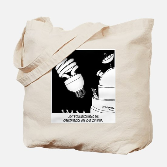 Astronomy Cartoon 9209 Tote Bag