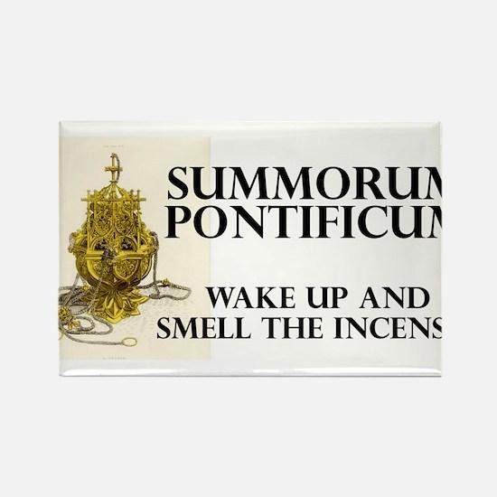 Cute Catholicism Rectangle Magnet