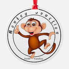 Monkey Junction Ornament
